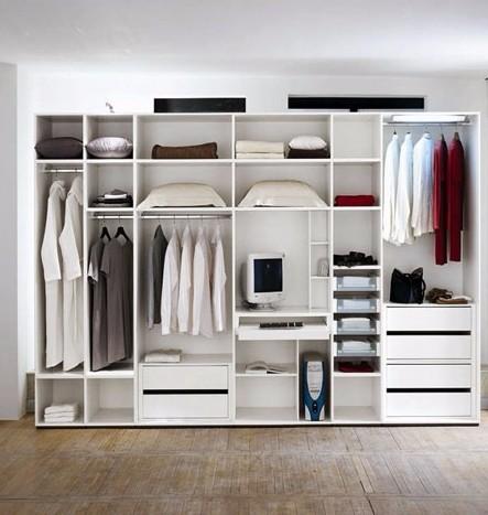衣柜颜色怎么选?六大卧室衣柜颜色搭配技巧须知