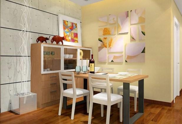 小户型餐厅装修设计 3大重要技巧