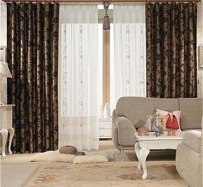 窗帘怎么搭配得好 窗帘搭配技巧
