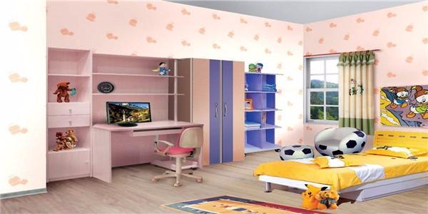 儿童房装修 儿童房壁纸选择注意事项