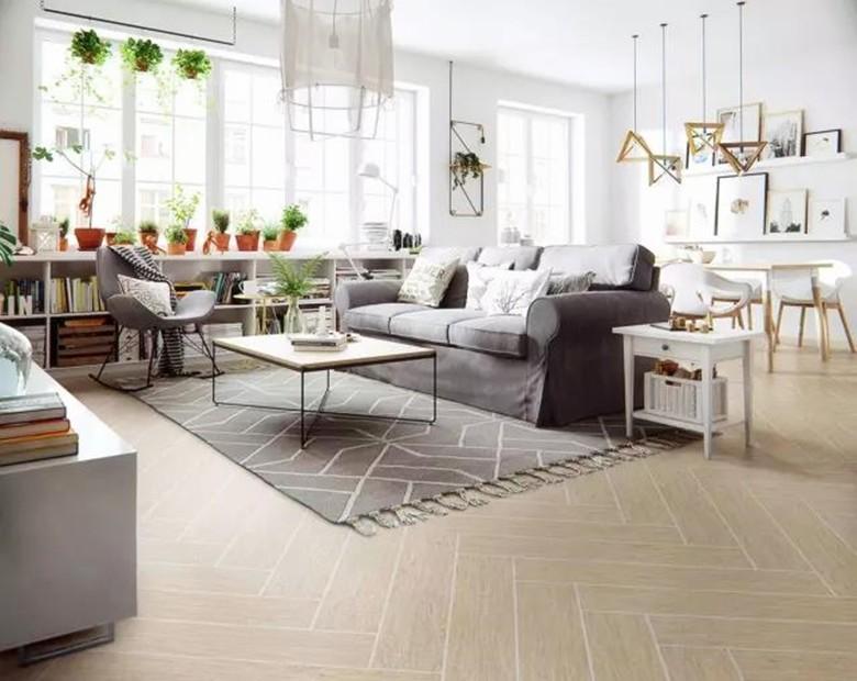 木纹砖的优点及如何与装修风格搭配!