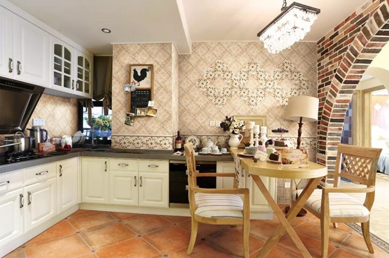 【劳伦斯陶瓷】厨房陶瓷砖应该如何选择?