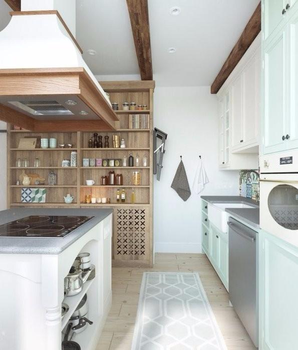 收纳厨房用具小窍门有哪些?
