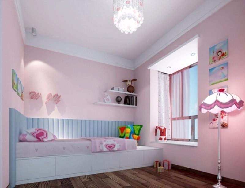 儿童房装修家具应该怎么样选择?