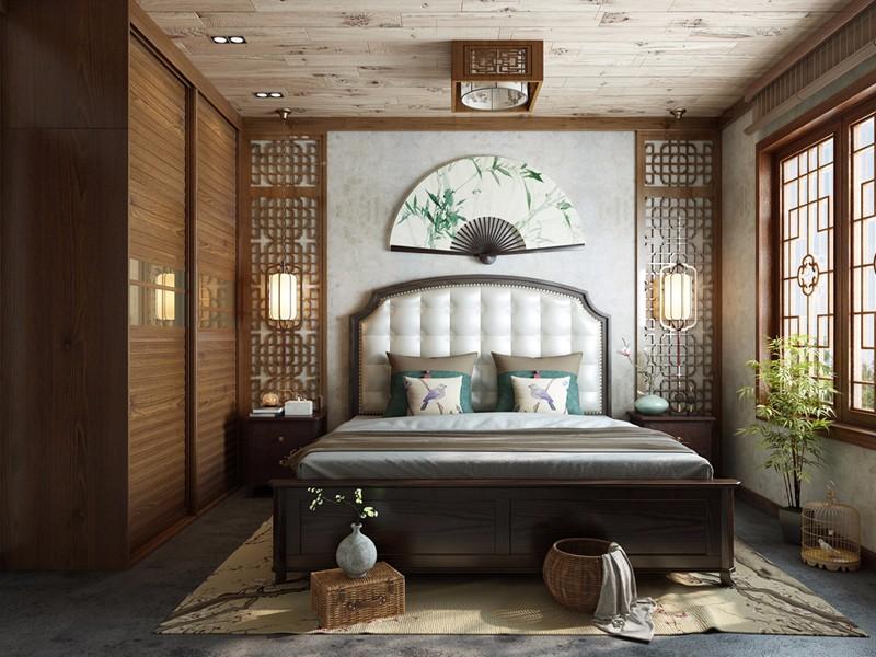 精材艺匠装修木板:卧室就该这样装修,美观还大气!