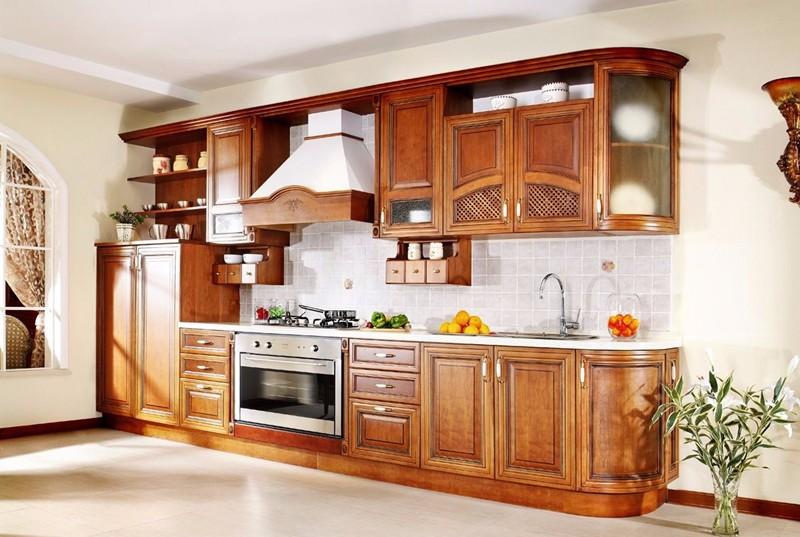 实木储物柜的清洁与保养