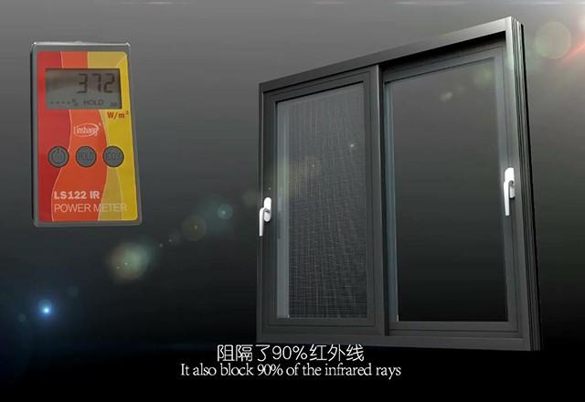 广东恒温门窗,隔热用数据说话