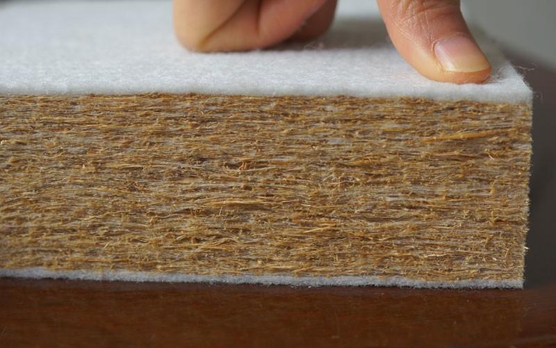 為什么說竹原纖維床墊彈力更好更持久均勻軟硬適中