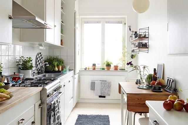 掌握这4个布置厨房小技巧 能大大提升品质!