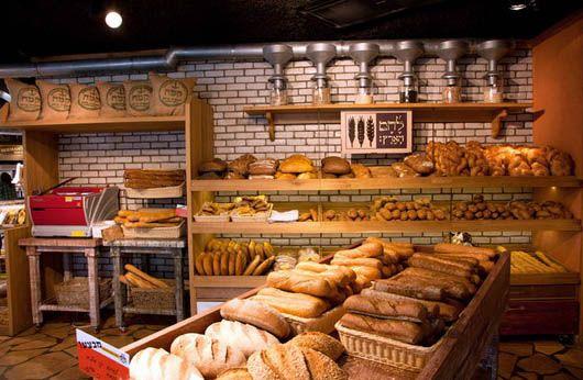 面包店装修