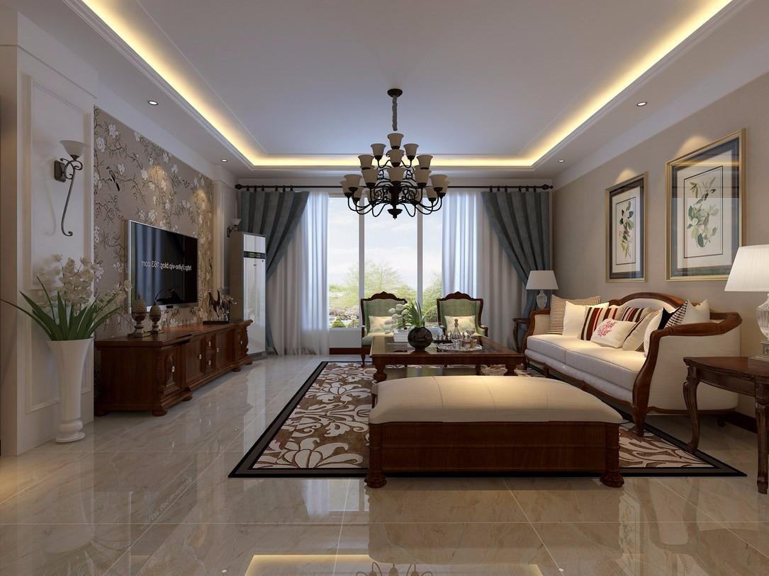 3室2卫2厅152平米新中式风格