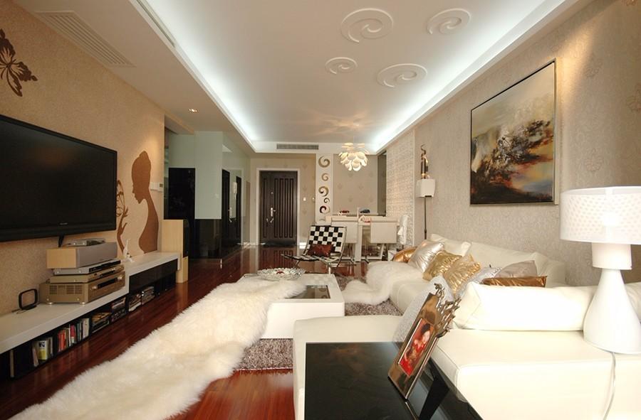 2室1卫2厅现代简约风格