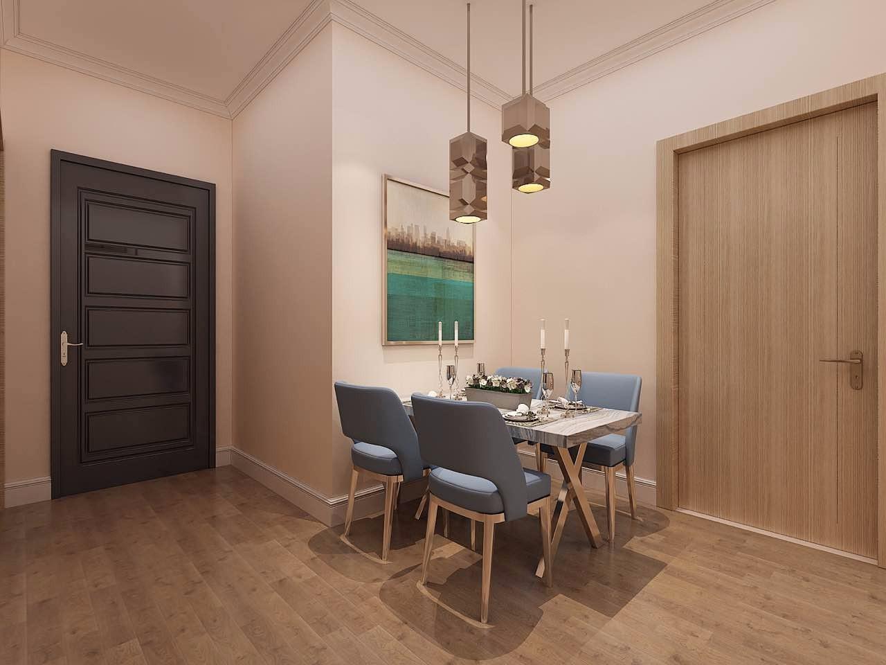 2室1卫2厅北欧风格