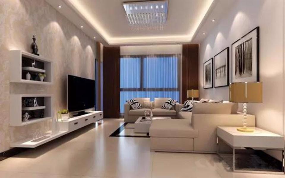 3室1卫2厅116平米现代风格