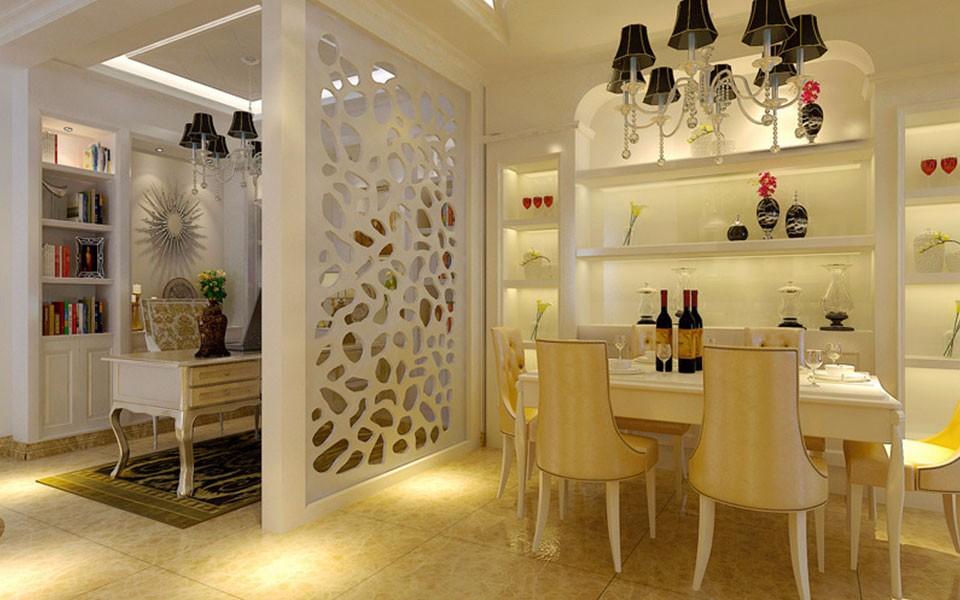 2021欧式田园90平米装饰设计 2021欧式田园二居室装修设计