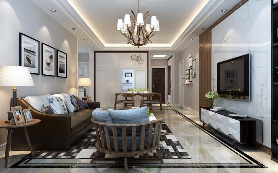 4室3卫2厅150平米现代简约风格