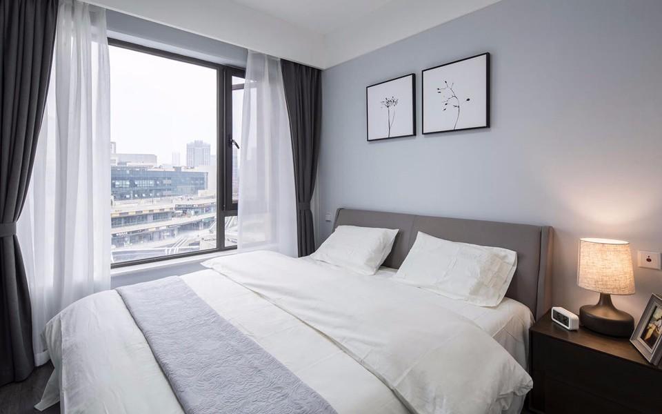 3室2卫1厅109平米现代简约风格