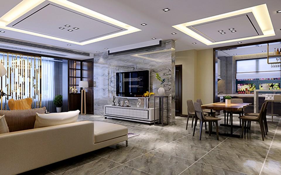 5室2卫2厅200平米简约风格