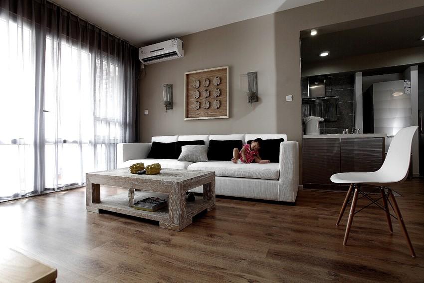 3室2卫2厅129平米现代简约风格