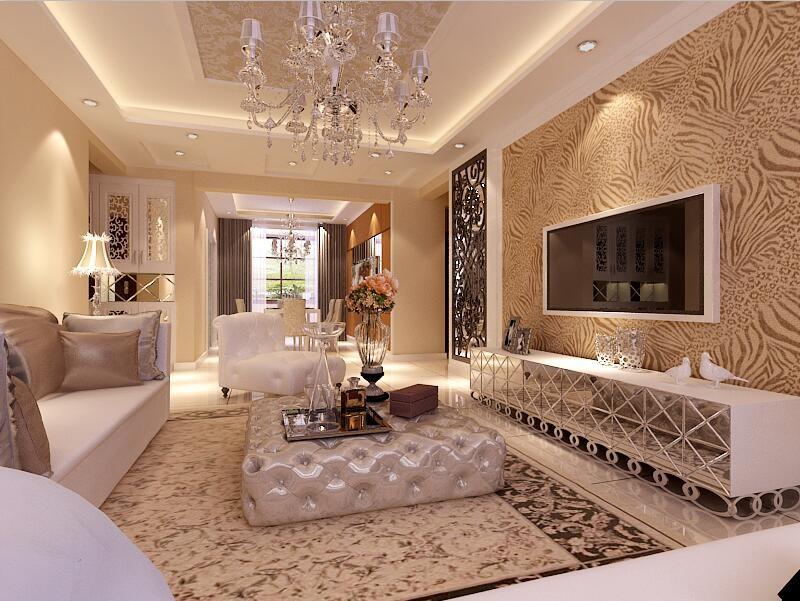 3室2卫2厅149平米欧式风格