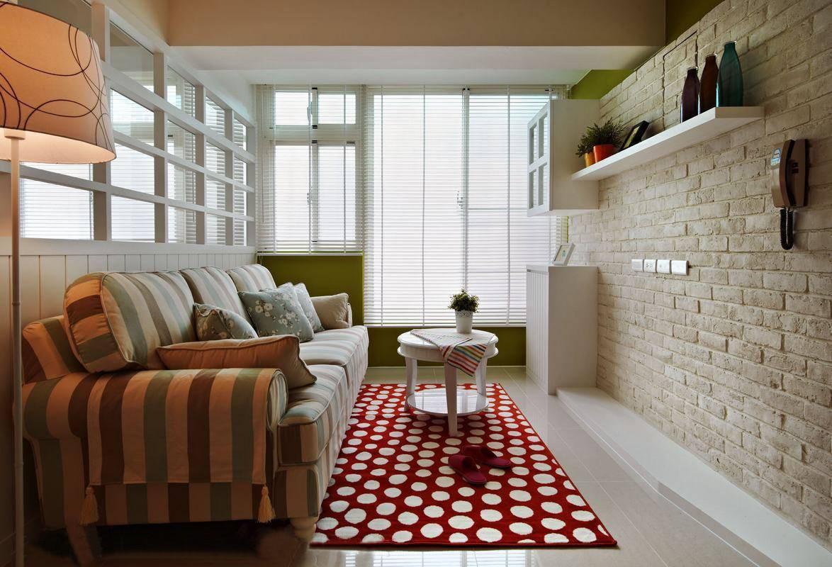 2021乡村90平米装饰设计 2021乡村二居室装修设计