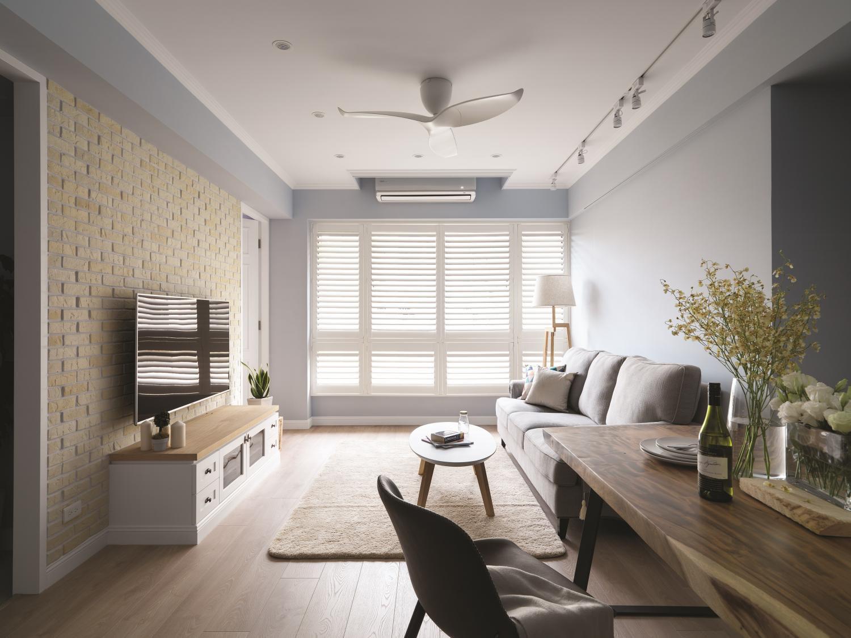 2021乡村110平米装修设计 2021乡村二居室装修设计