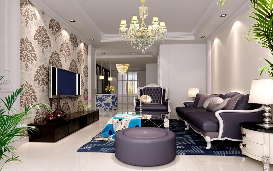 4室2卫2厅新古典风格