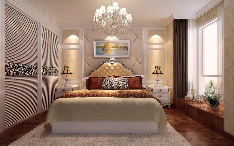 2室2卫1厅140平米简欧风格