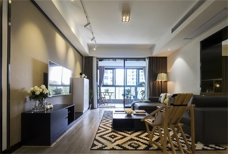 3室2卫2厅138平米简约风格