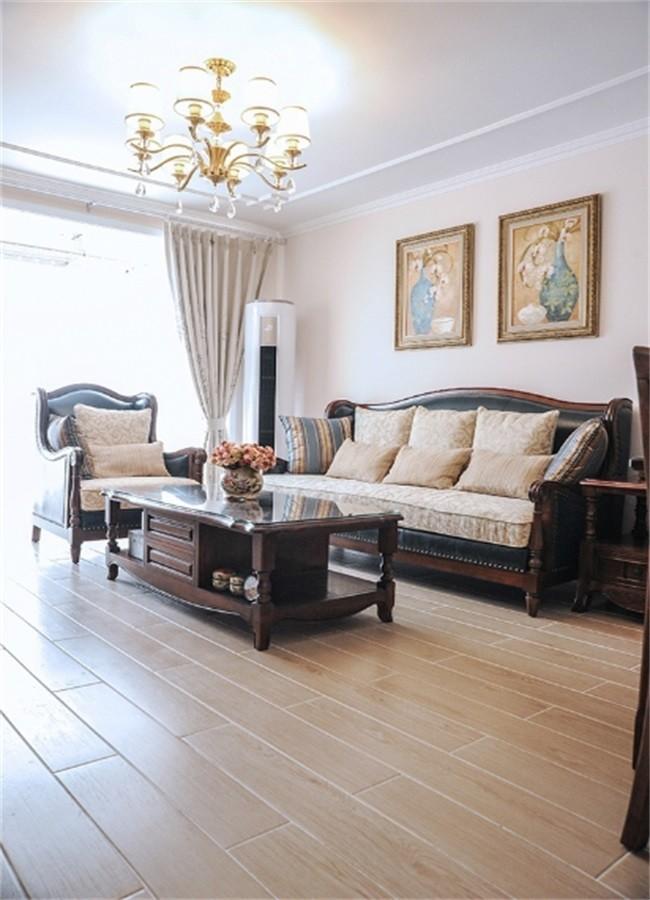 3室2卫2厅134平米美式风格