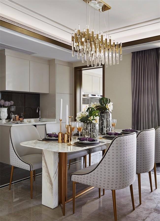 2020經典150平米效果圖 2020經典三居室裝修設計圖片