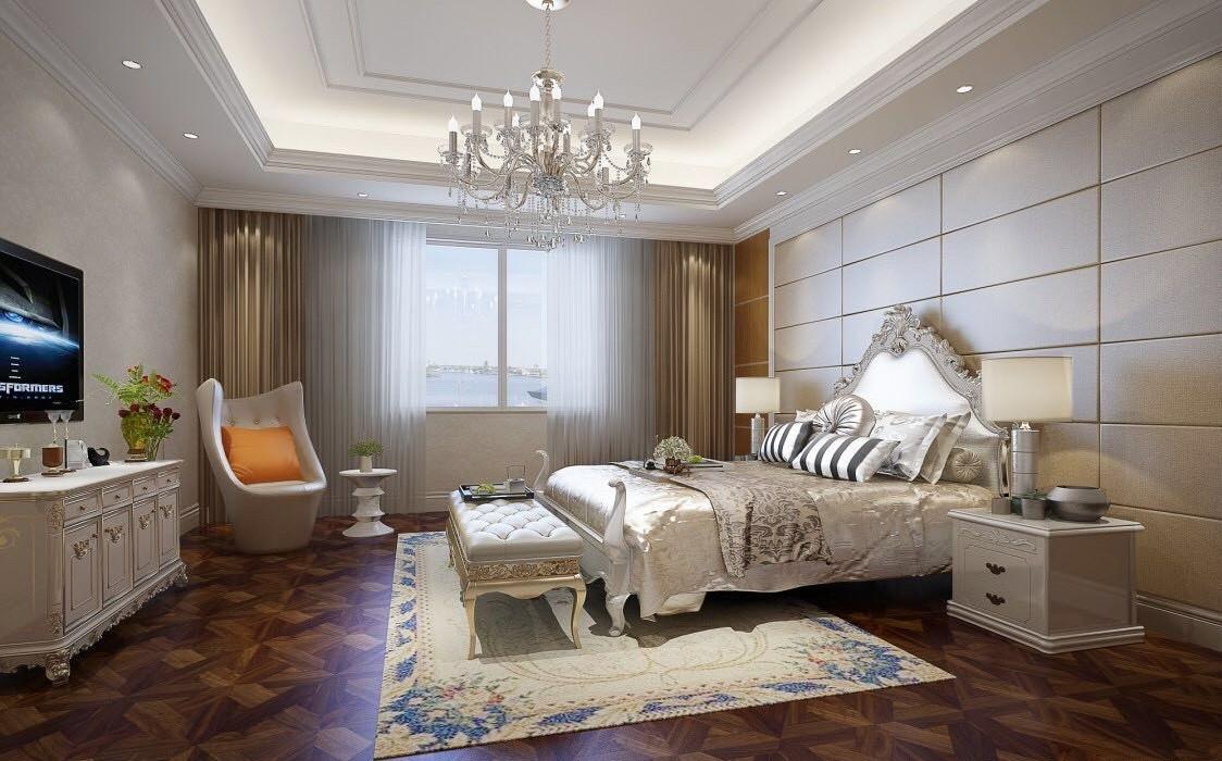 8室6卫2厅600平米简欧风格