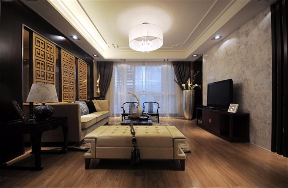 3室2卫2厅135平米美式风格