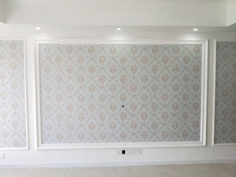 100平方简约风格三居室实景图