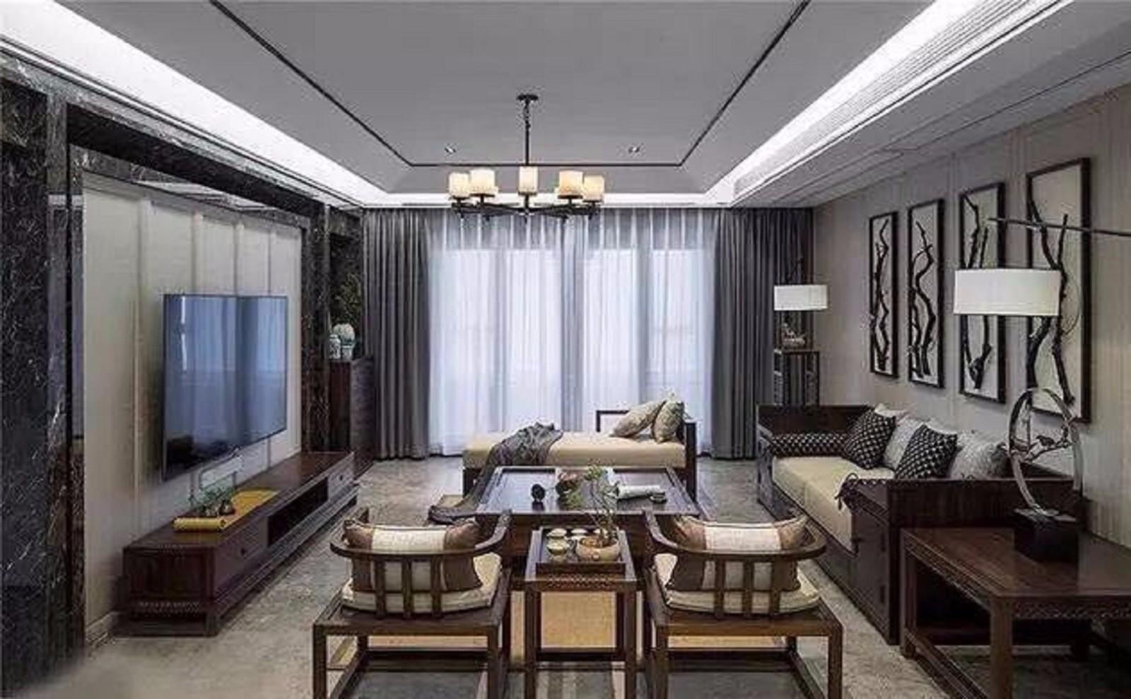 4室2卫2厅新中式风格