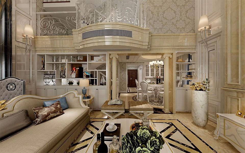 5室3卫2厅欧式风格