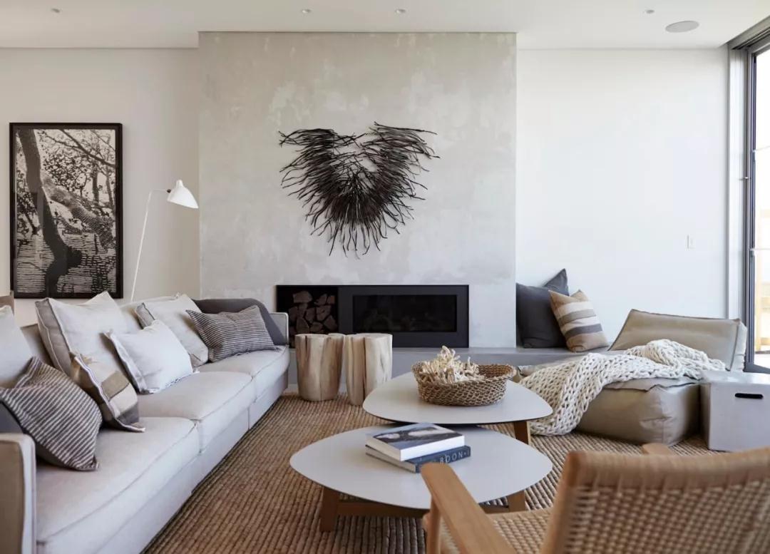 现代简约风格180平米套房室内装修效果图