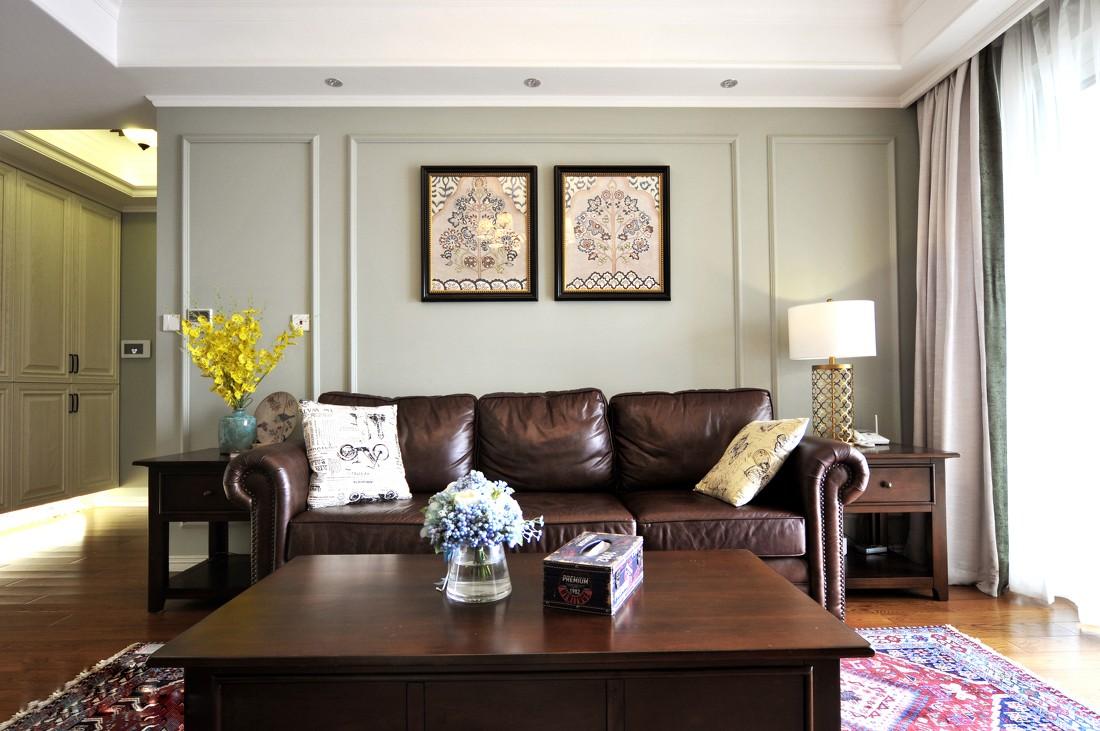 3室2卫1厅143平米美式风格