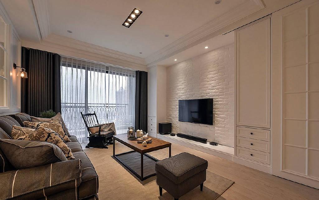 3室2卫2厅108平米北欧风格