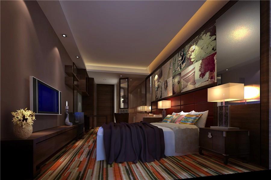 1室1卫1厅65平米新古典风格