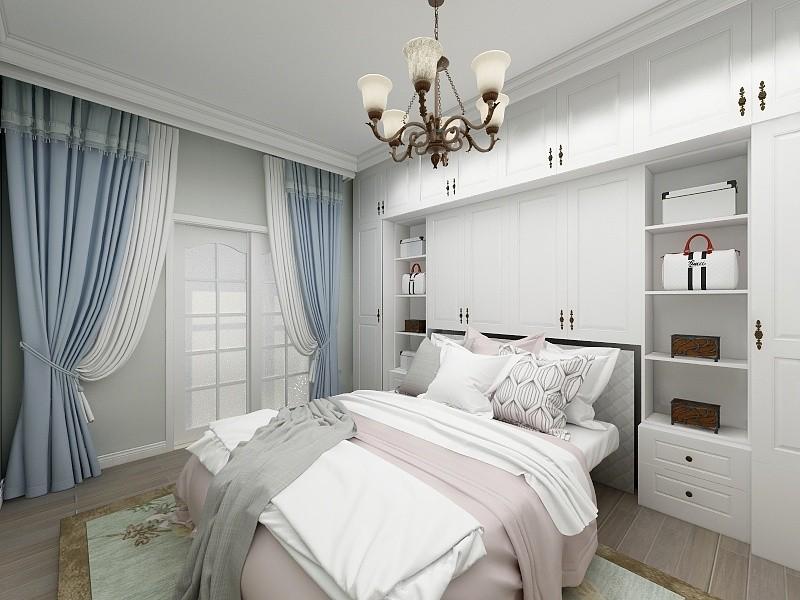 2室1卫1厅80平米地中海风格