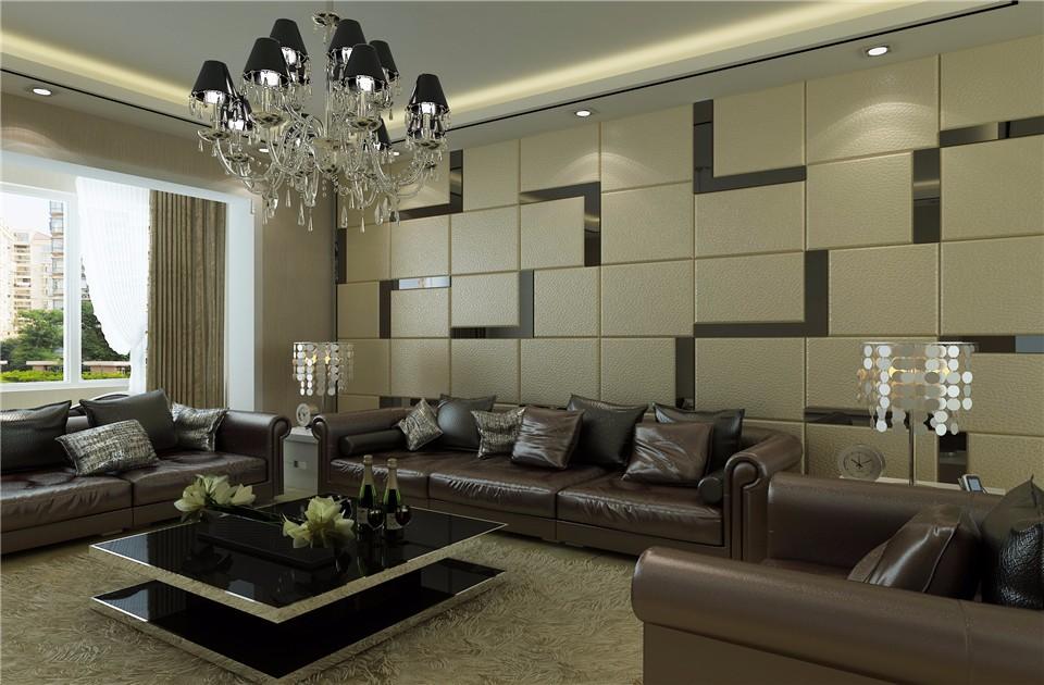3室2卫2厅158平米现代简约风格