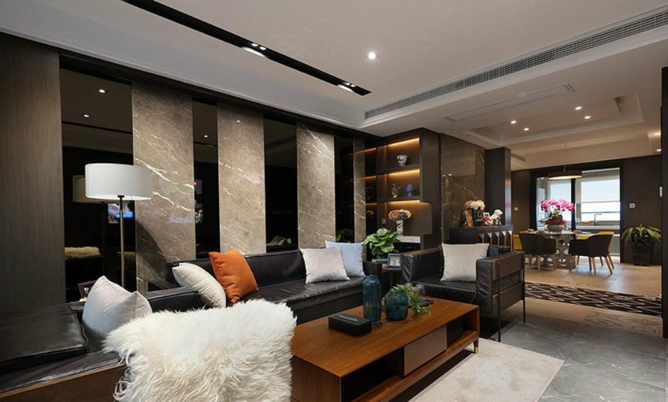 2020经典客厅装修设计 2020经典沙发装修设计