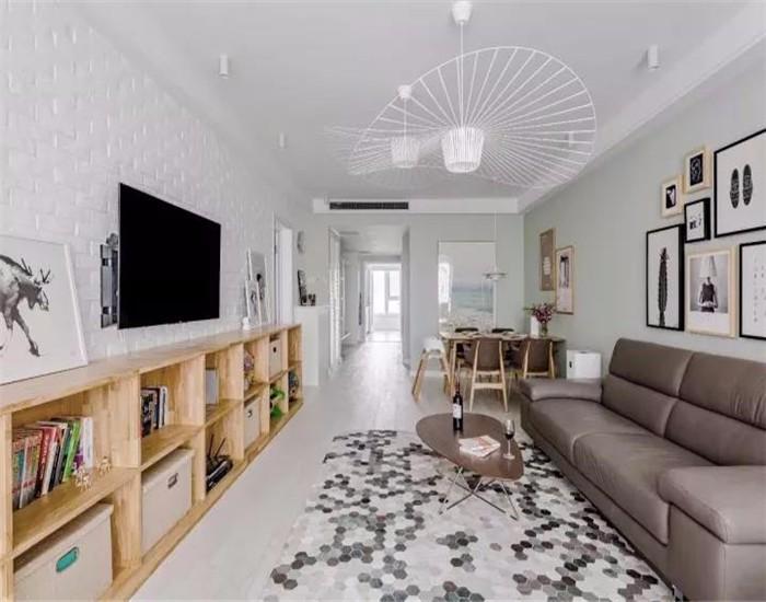 2021现代欧式150平米效果图 2021现代欧式三居室装修设计图片