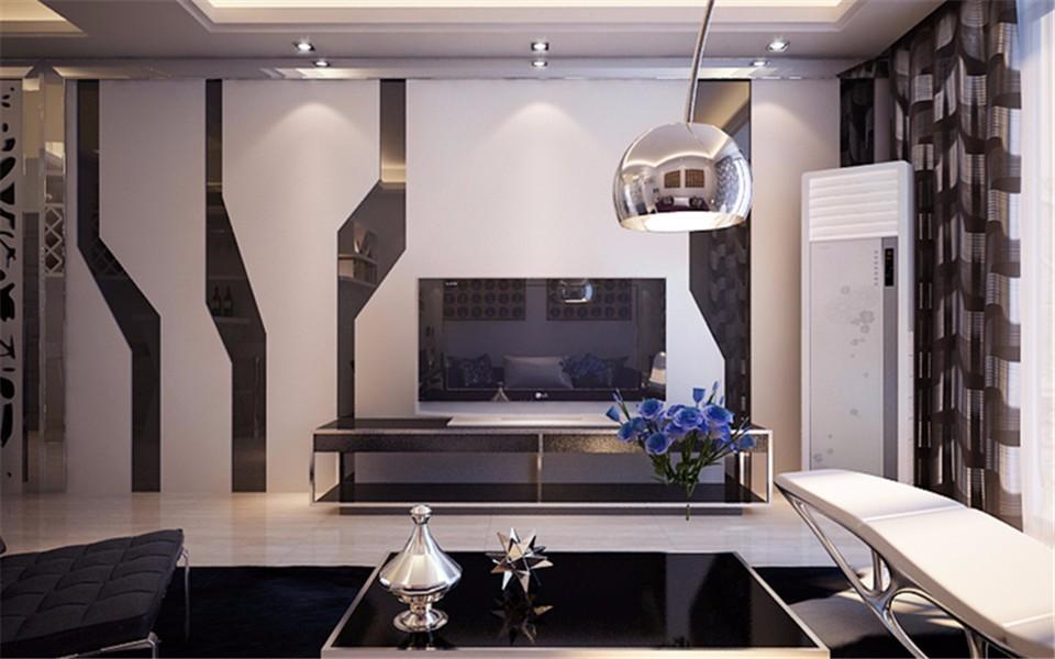 3室2卫2厅124平米现代简约风格