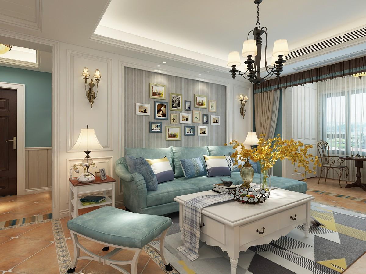 4室2卫2厅142平米美式风格