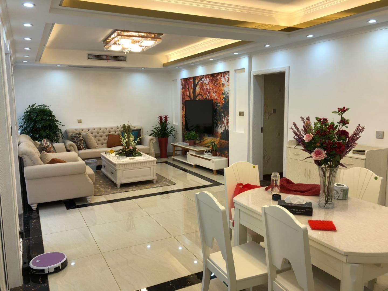 120平现代简约风格三居室装修效果图