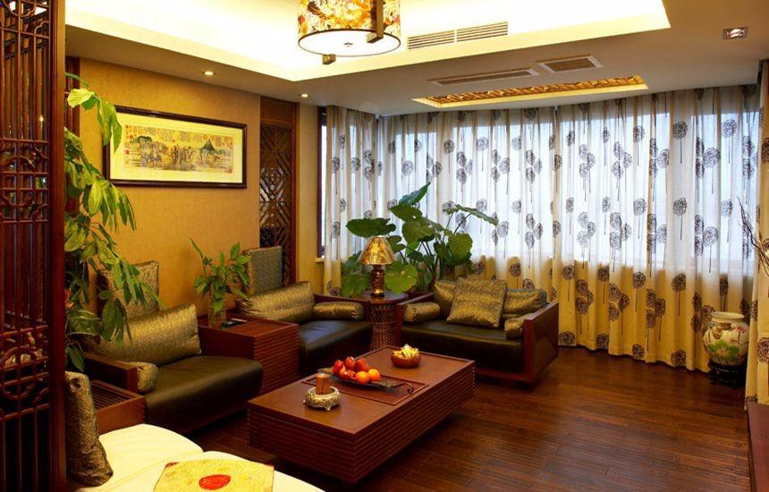 3室1卫2厅102平米中式风格