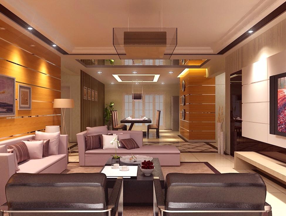 2室1卫2厅150平米混搭风格