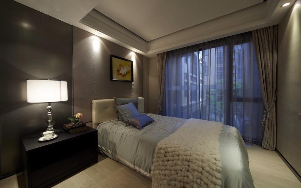 2020经典卧室装修设计图片 2020经典背景墙装饰设计